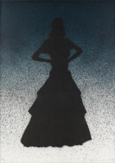 Ed Ruscha, 'Ballerina', 1988