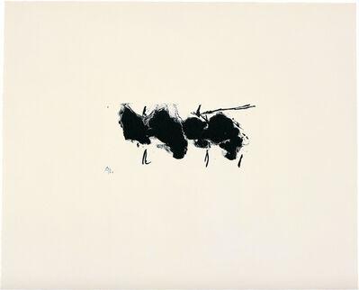 Robert Motherwell, 'Untitled', 1980