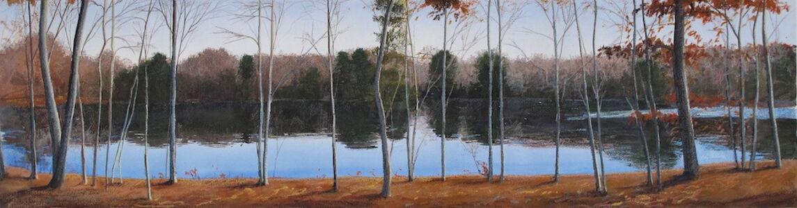 Elissa Gore, 'Pond Evening', 2008