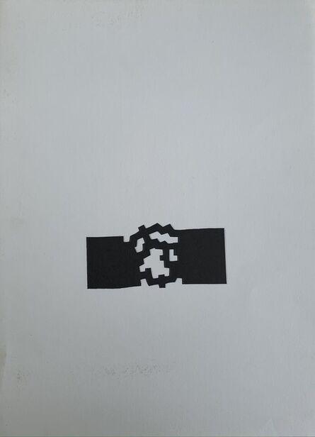 Eduardo Chillida, 'Embossed lithograph', 1980