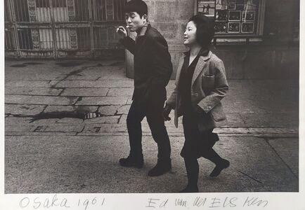 Ed van der Elsken, 'Osaka', 1961
