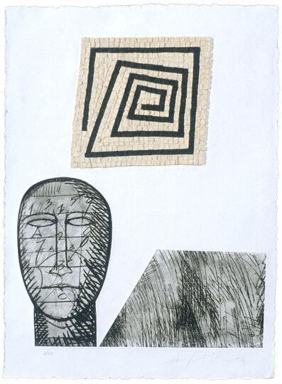 Mimmo Paladino, 'California Suite No. 4', 2004