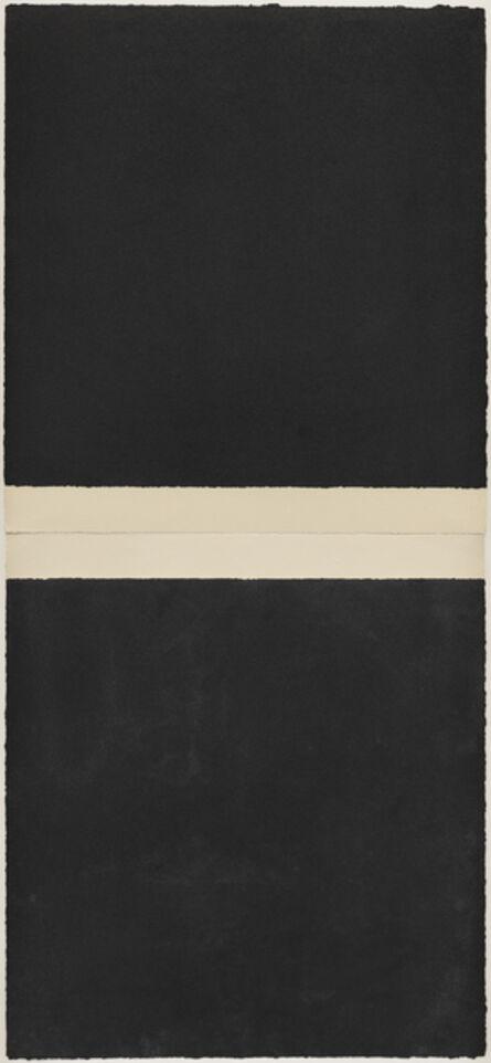 Richard Serra, 'WM III', 1996