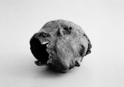 André Romão, 'The decapitation of Auguste Comte's sculpture', 2008/2014