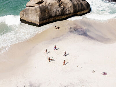 Josef Hoflehner, 'Beach SoccerRio de Janeiro, Brazil', 2010