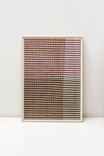 Isabel Servera, 'Set 1. V', 2020