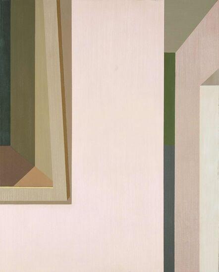 Helen Lundeberg, 'Untitled (Interior with Doorway)', 1962