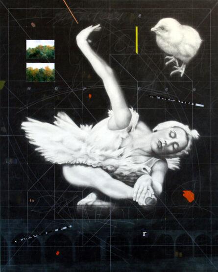 Joseph Piccillo, 'Dancer with Chick ', 2010
