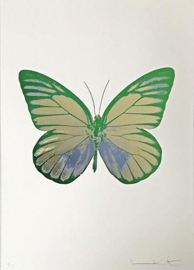 Damien Hirst, 'The Souls I, Coolgold-Cornflowerblue-Emeraldgreen', 2010
