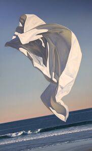 David Ligare, 'Kalymnos (Thrown Drapery)', 2004
