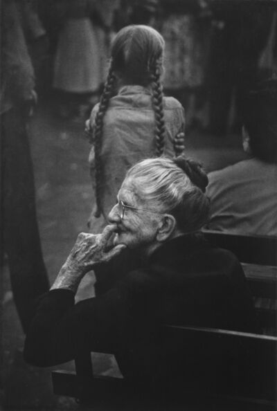 W. Eugene Smith, 'Untitled, from Pittsburgh', 1955