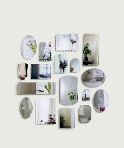 Penelope Umbrico, 'Mirrors (from Home Decor Catalogs and Websites / Plants Flowers and Beds)', 2001-2007