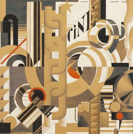 Victor Servranckx, 'Opus 11 (Ciné)', 1920