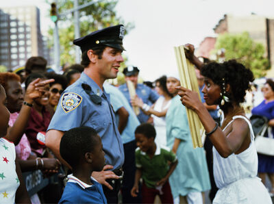 Lorraine O'Grady, 'Art Is. . . (Framing Cop)', 1983/2009