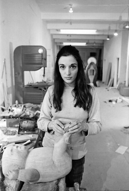Jack Mitchell, 'Portrait of Marisol', 1969