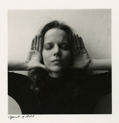 Melissa Shook, 'Self-Portrait, April 4, 1973', 1973