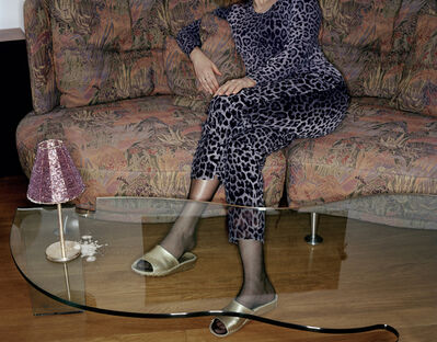 Christian Vogt, 'Woman on Sofa', 2002