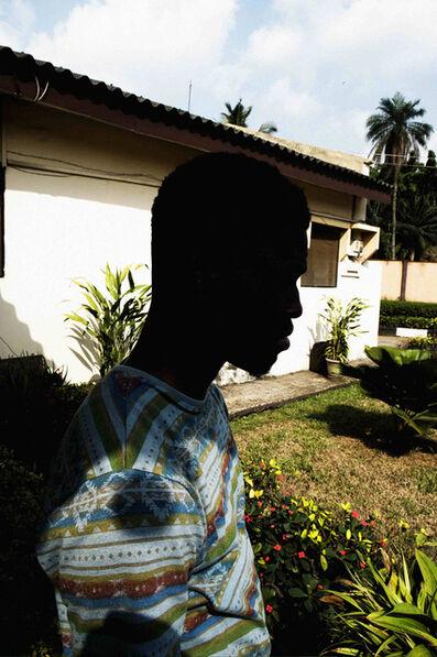 Lakin Ogunbanwo, 'Untitled (Garden Silhouette)', 2013