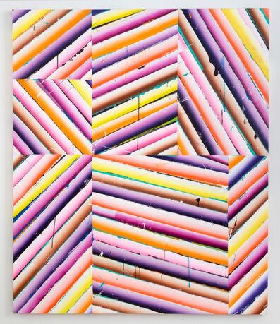 Nathan Randall Green, 'Sheetrock Slip / Strike (SB12C)', 2016
