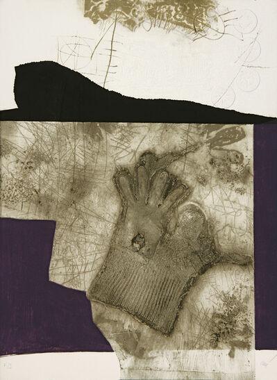 Antoni Clavé, 'Le gant de New York', 1975