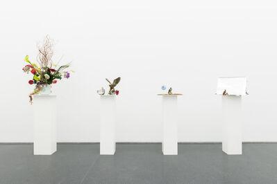 Isa Genzken, 'Der Amerikanische Raum (The American Room), installation view', 2004