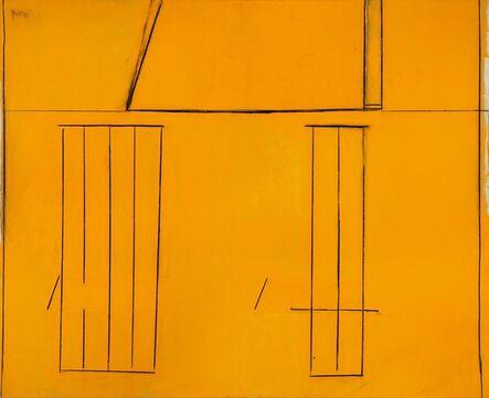 Robert Motherwell, 'Open No. 97: The Spanish House', 1969