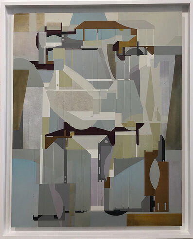 James Kennedy, 'Composition 1040', 2017