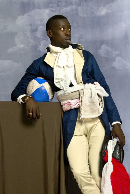 Omar Victor Diop, 'Jean-Baptiste Belley', 2014