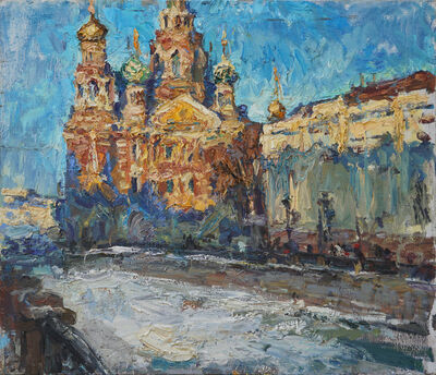 Ulrich Gleiter, 'Saint Petersburg', 2017