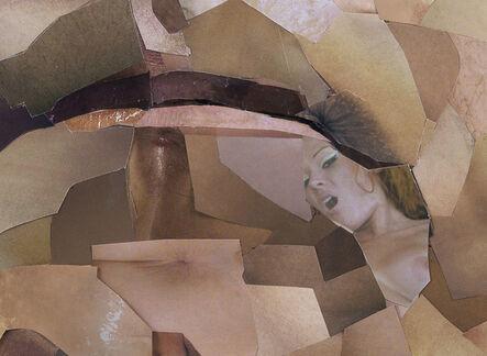 Jonathan Yeo, 'Bush (Collage)', 2007