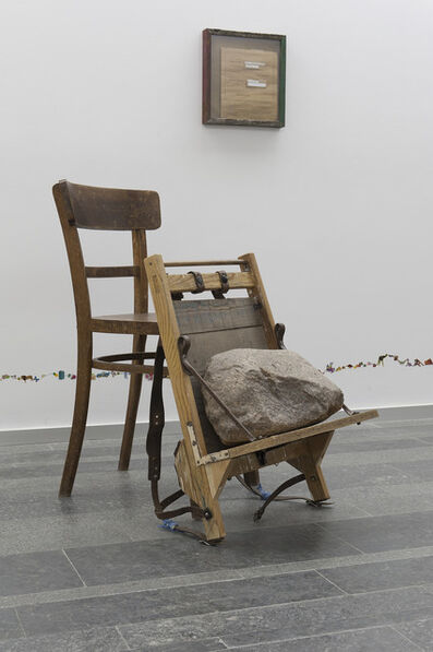 Gareth Moore, 'If It's Not Here, It's Over There, On Its Way There Or On Its Way Back Here', 2010