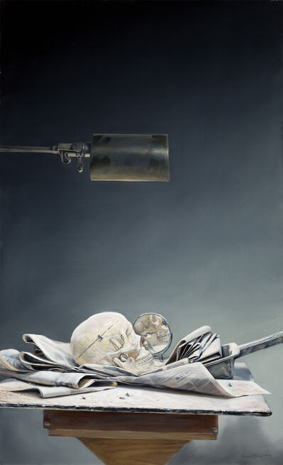 Gregory Block, 'Dust', 2013