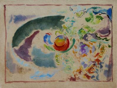Arthur Beecher Carles, 'Composition #6', ca. 1920