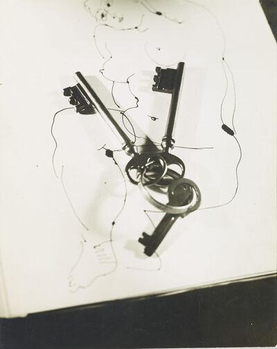 Claude Tolmer, 'Keys and woman', ca. 1930