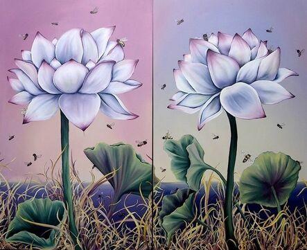 Allison Green, 'Pollinate Me', 2014