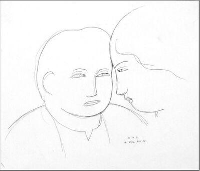 Andrew Stevovich, 'Jessie's Diner, Drawing 35', 2016