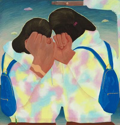 Celeste Rapone, 'Self Portrait of My Twin', 2018