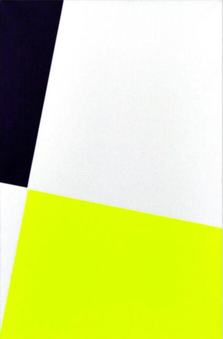 Waldo Balart, 'Módulo 2x2, 1.5. 80°', 1995