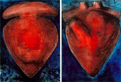 Jim Dine, 'Ex Voto', 1996