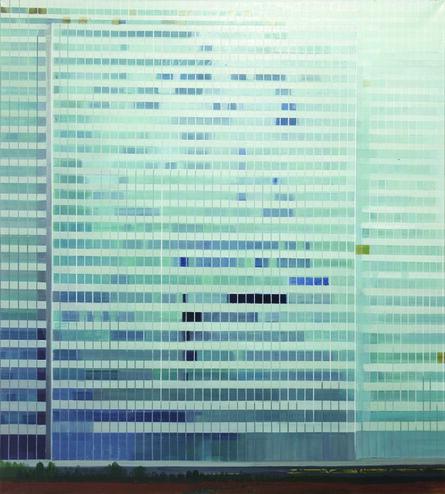 Suyoung Kim, 'Tyssen Headquarters', 2002