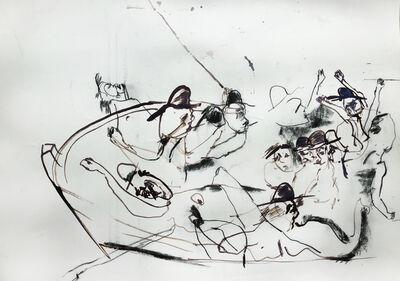 Lydia Janssen, 'Sketch(Maumere)  ', 2018
