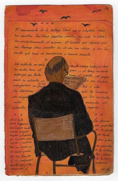 Valentino Cortazar, 'Diario 7', 1978