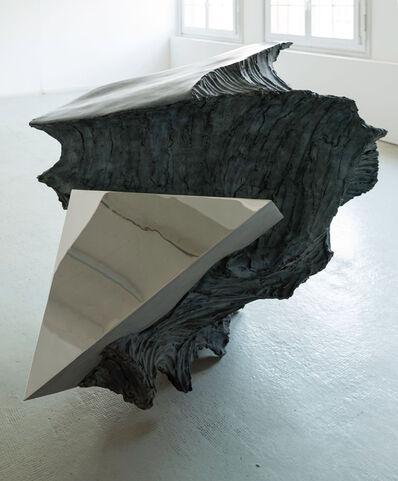 Giuseppe Penone, 'Geometria nelle mani - triangolo (piccolo)', 2005