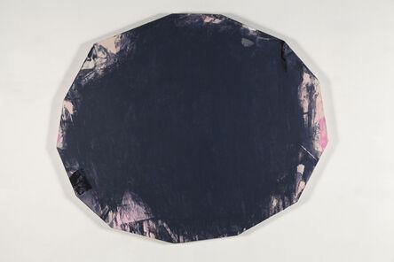 Rodolfo Aricò, 'Poligono scuro', 1990