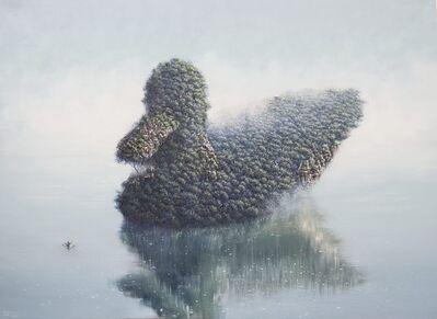 Rubén Fuentes, 'The Island of Peace', 2016