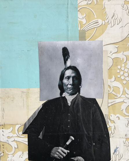 Tom Judd, 'Chieftain', 2016