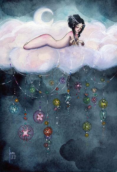 June Leeloo, ''Je suis sage comme la foudre et l'orage'', 2017