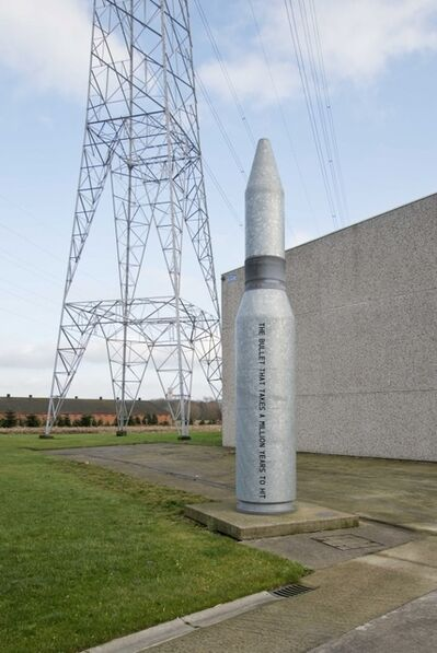 Andy Wauman, 'The Bullet That Takes a Million Years to Hit', 2012