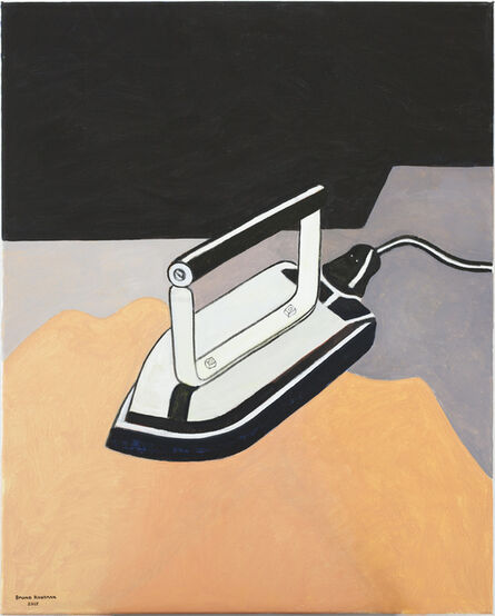 Bruno Knutman, 'Strykjärnet / The Iron', 2015