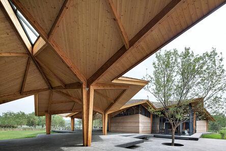 Trace Architecture Office, 'Beijing Meijingtiancheng Investment Co., Ltd, Forest Building exterior', 2015